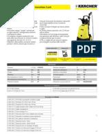 Idropulitrice a caldo Karcher HDS 5-11 UX