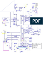 Piping Instrument Diagram of Boiler-Model A3