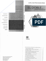 El Doble - Parte 1 - Jean Pierre Garnier-Malet Copy