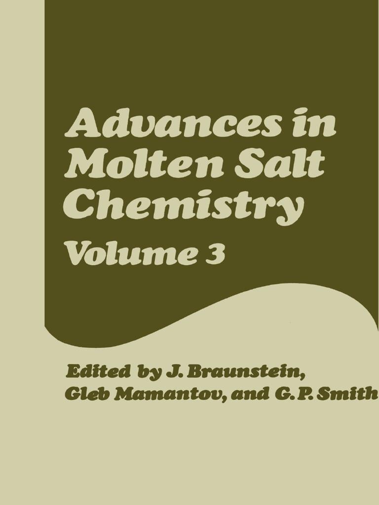 Advances in molten salt chemistry volume 3 molecular dynamics advances in molten salt chemistry volume 3 molecular dynamics molecules urtaz Gallery