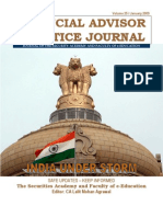 Journal of Finance Vol 25
