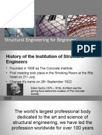 Structural Engineering for Beginners