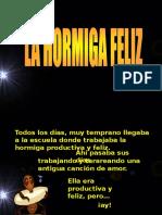La Hormiga Feliz (1)