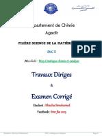 S M C 5 - TD & Examen M29 Cinétique et catalyse .pdf