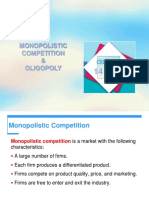 Monopolistic Comp & Oligopoly_Revised