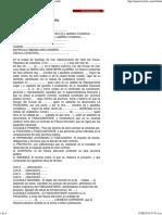 FORMATO de MINUTA (Contrato de Fiducia Mercantil)