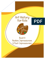 Art History for Kids Sample