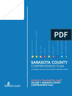 Sarasota County Comprehensive Plan - Transmittal Draft - Volume 1