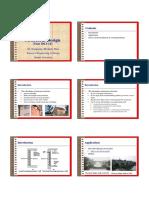 CE2601 Masonry Design Lecture 1(1)