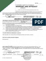 Wells Warrant