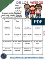 Bingo de Los Amigos PDF