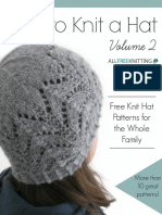 How to Knit a Hat Volume 2 Free Knit Hat Patterns for the Whole Family.pdf