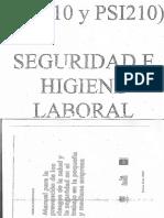 Manual Para La Prevencion de Los Riesgos de La Salud y La Seguridad en El Trabajo en Las Pymes