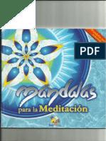 Libro Pintar Mandalas