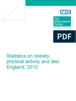 Statistics on Obesity Physical Activity and Diet England 2010