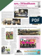Pelham~Windham News 10-21-2016