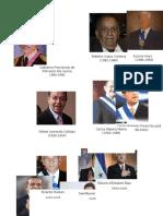 Presidentes de Honduras Desde 1980