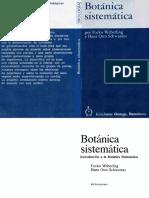 Botanica Sistematica - Focko Weberling