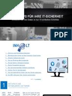 Praxistipps Für IT-Sicherheit