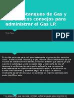 Los Autotanques de Gas y Sus Buenos Consejos con Trinity Tatsa.
