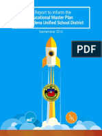 PUSD Educational Master Plan Report