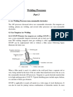 A Welding Lectures 3-6