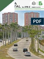 Gaceta Distrital No. 416-2 (Alcaldía Distrital de Barranquilla)