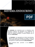 sistema endocrino.