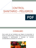 Control Sanitario