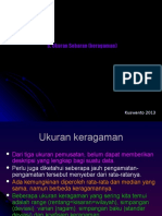 Kwt 4.Ukuran Keragaman Data 2013