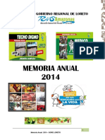 InformeMemoriaGestion Trompeteros Iquitos 2015