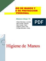 Uso Correcto Del Equipo de Proteccion Personal