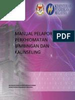 MANUAL PENGISIAN PELAPORAN PERKHIDMATAN BBIMBINGAN DAN KAUNSELING 2015 (LAMPIRAN 1).pdf