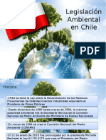 Ley Ambiental Chile