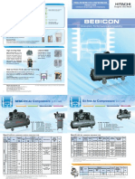 Bebicon Air Compressors Brochure