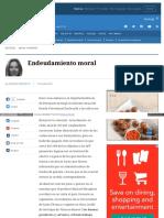Www Elmostrador Cl Noticias Opinion 2016-10-19 Endeudamiento
