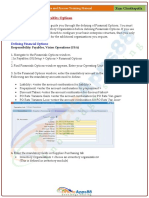 Oracle Payables (AP) Setups and Process Training Manual