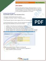 Oracle Payables (AP) Setups and Process Training Manual