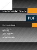 Aviation Wx Services