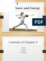 Chapter 4 (Work,Power and Energy)