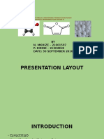 Production of Maleic Anhydride Presentation