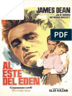 """Análisis de la película """"Al Este del Edén"""" haciendo uso de la Psicología General"""