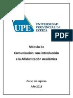 Modulo Introducción a La Alfabetización Académica c Carta 18 01