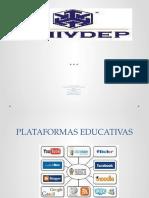 Plataformas educativas