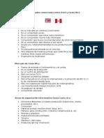 Oportunidades Comerciales Entre Perú y Costa Rica