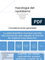Farmacologia de Hipofisis Parrte Uno Jam
