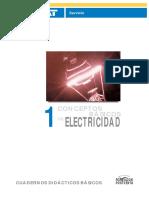 Electronica-ConceptosBasicos de Electricidad