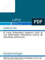 Dermatología Lupus