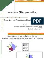 Sistemas Silvopastoriles - Dra. Maria Helena Souza