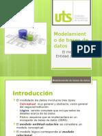 2. Modelos E-R y Relacional